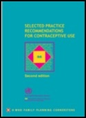 Selected practice recom COVER