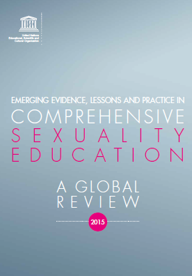 Comprehensive sex ed COVER